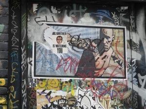 Gastown Street Art